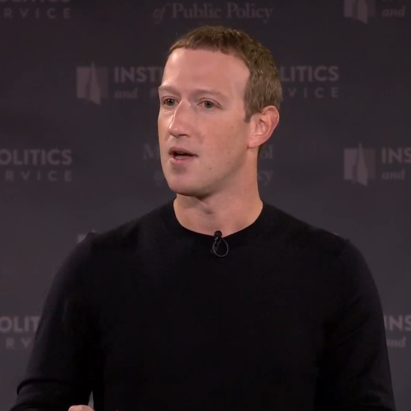 theverge.com - Russell Brandom - Mark Zuckerberg took on China in a speech defending free expression
