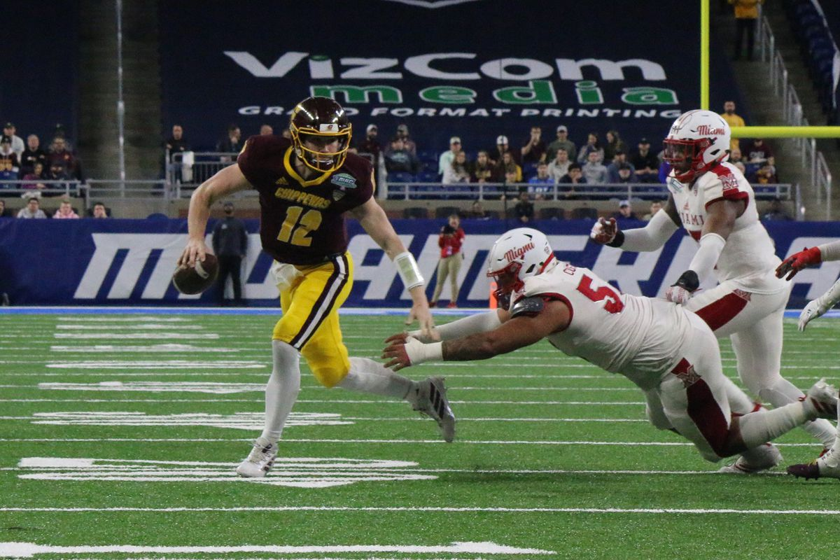 2019 New Mexico Bowl Game Preview Central Michigan