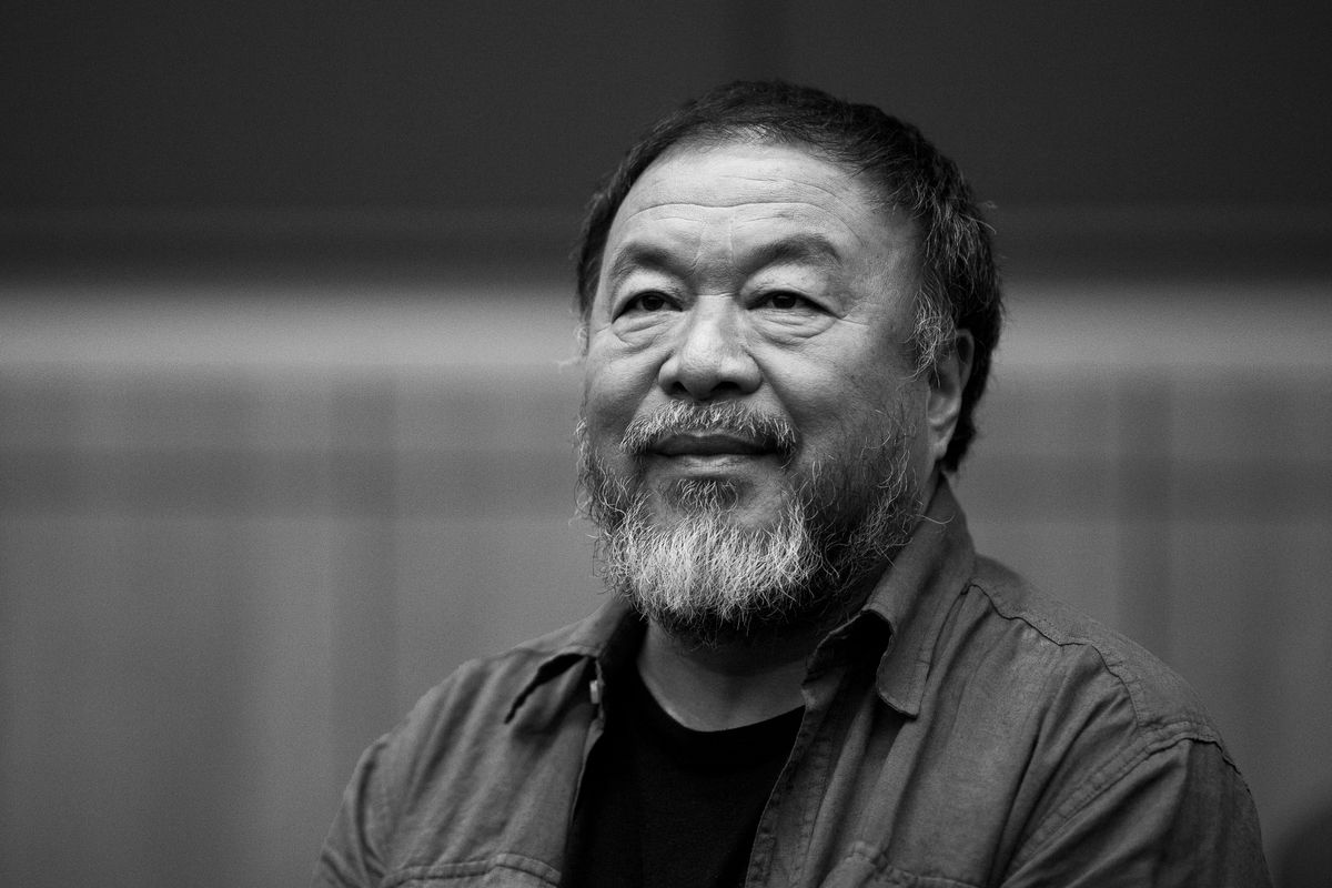 Art Exhibition Of Artist Ai Weiwei At The Kunstsammlung Nordrhein-Westfalen in Dusseldorf