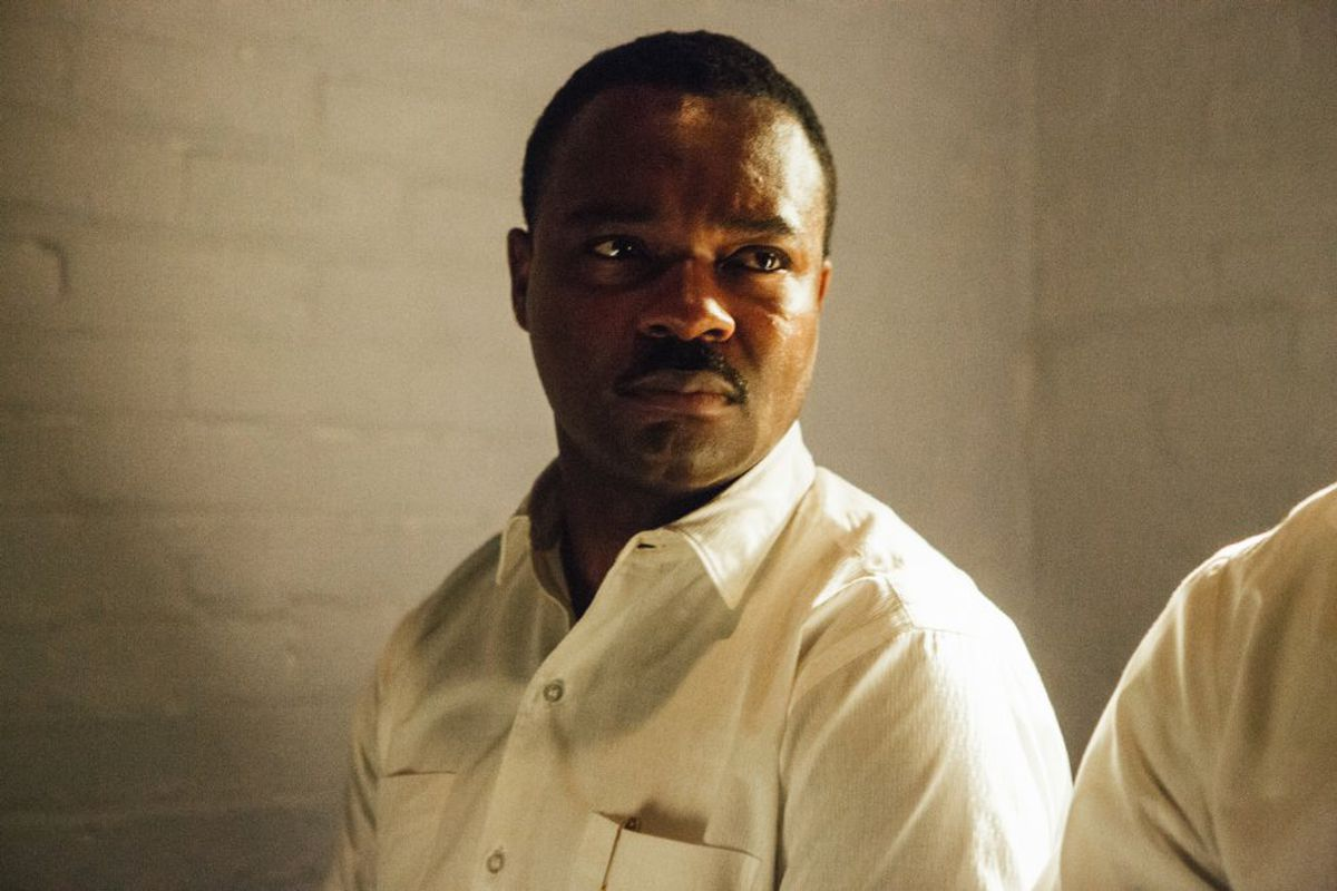 Selma received a Best Picture nomination at the Oscars, but its director and star were snubbed.