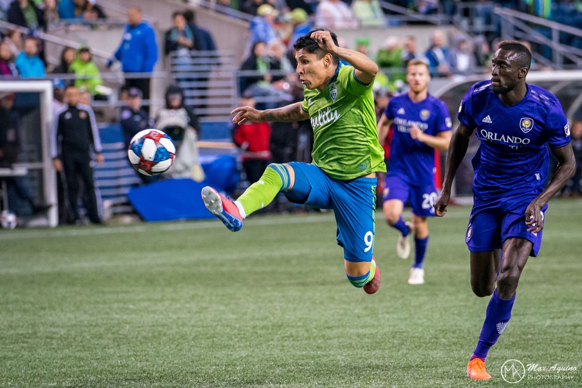Sounders vs Orlando City, updates: Seattle holds on for 2-1 win