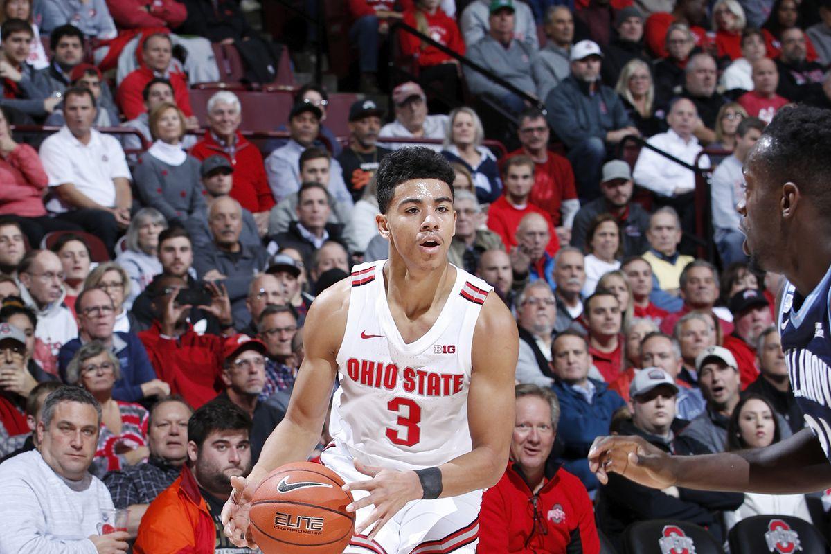 Ohio State Men S Basketball Vs Stetson Game Preview