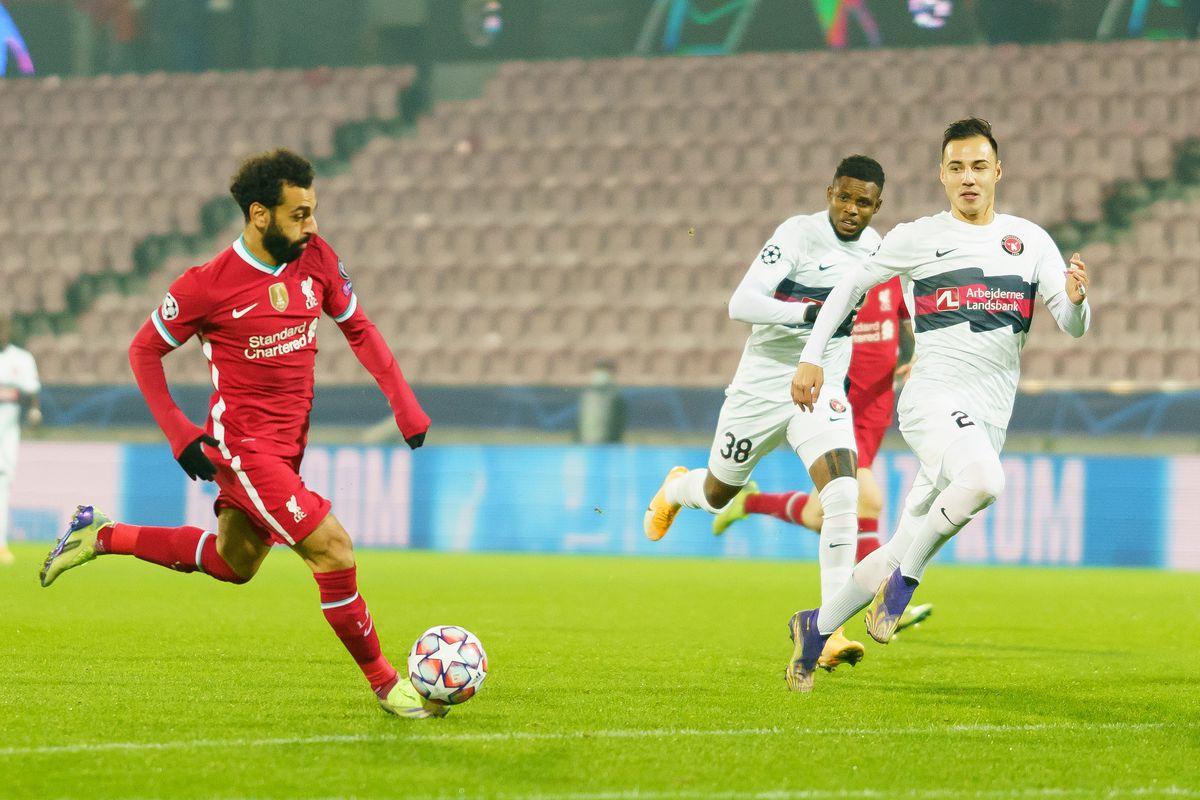 FC Midtjylland v Liverpool FC: Group D - UEFA Champions League