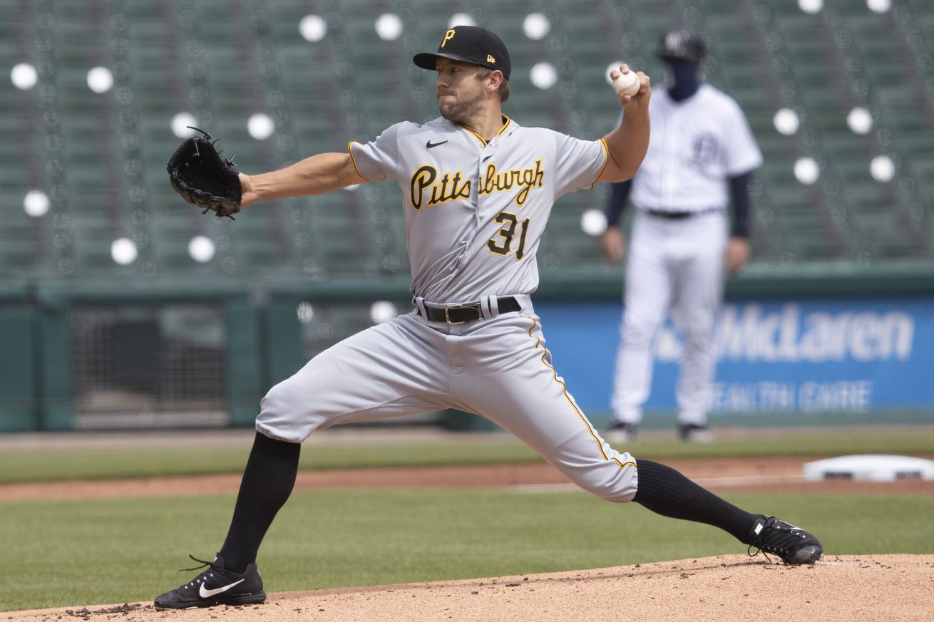 MLB: Game One-Pittsburgh Pirates at Detroit Tigers
