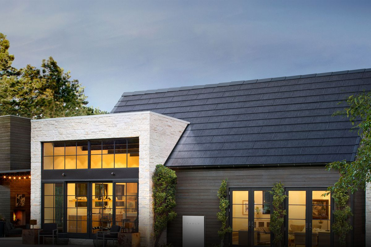 Elon Musk Solar Shingles >> Tesla S New Solar Roof Is Easier To Install Curbed