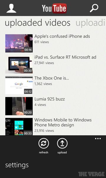 Microsoft Gives First Look At Windows Phone 8