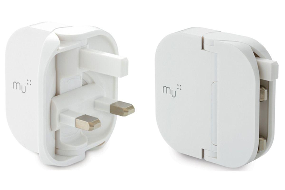 MU folding plug
