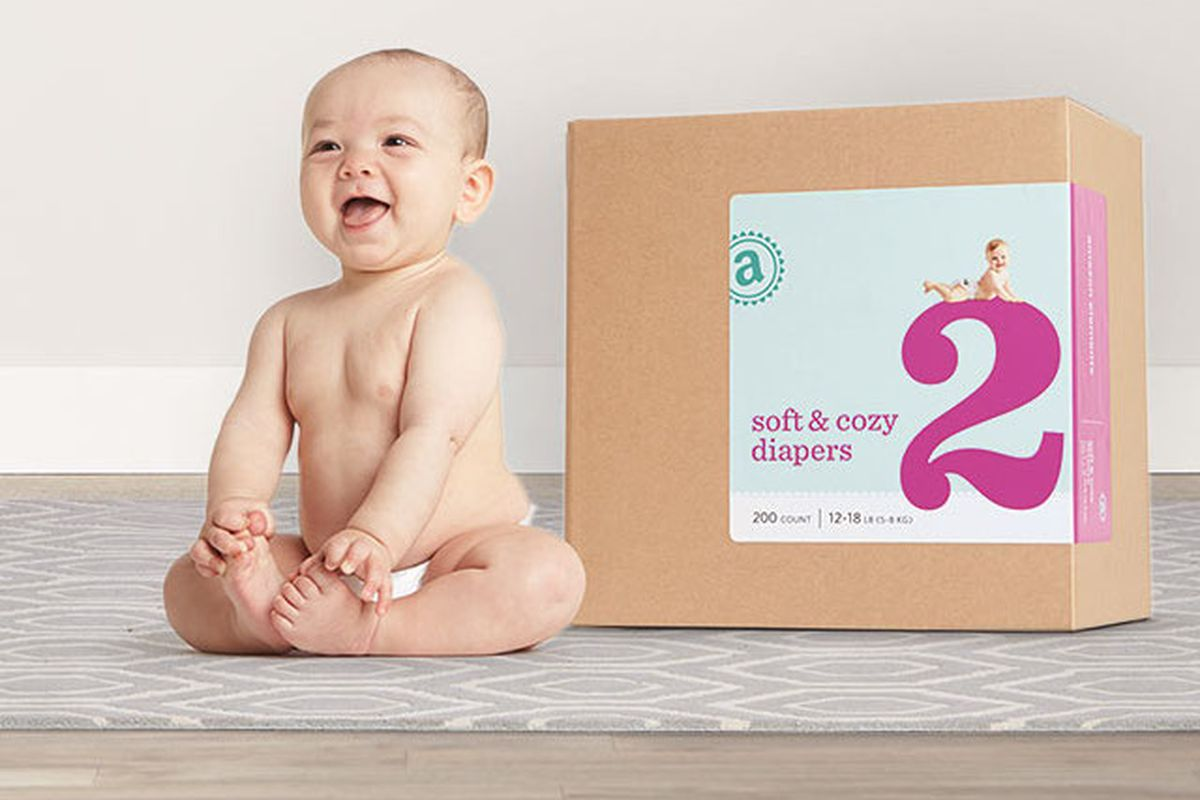 Amazon Unveils Its Own Line of Diapers, Confirming Partners' Biggest Fears