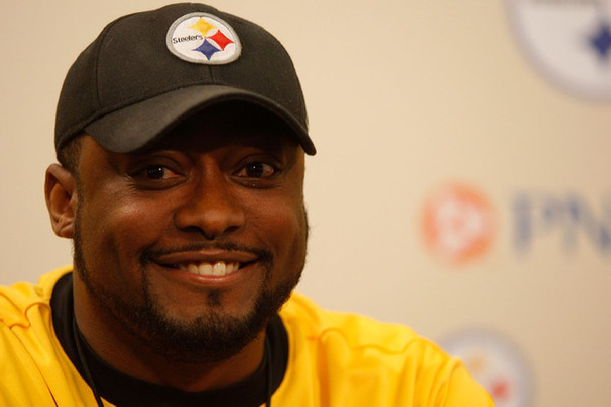 Steeler Nation needs something to smile about. Hopefully we get just that tonight and throughout this weekend's NFL Draft.