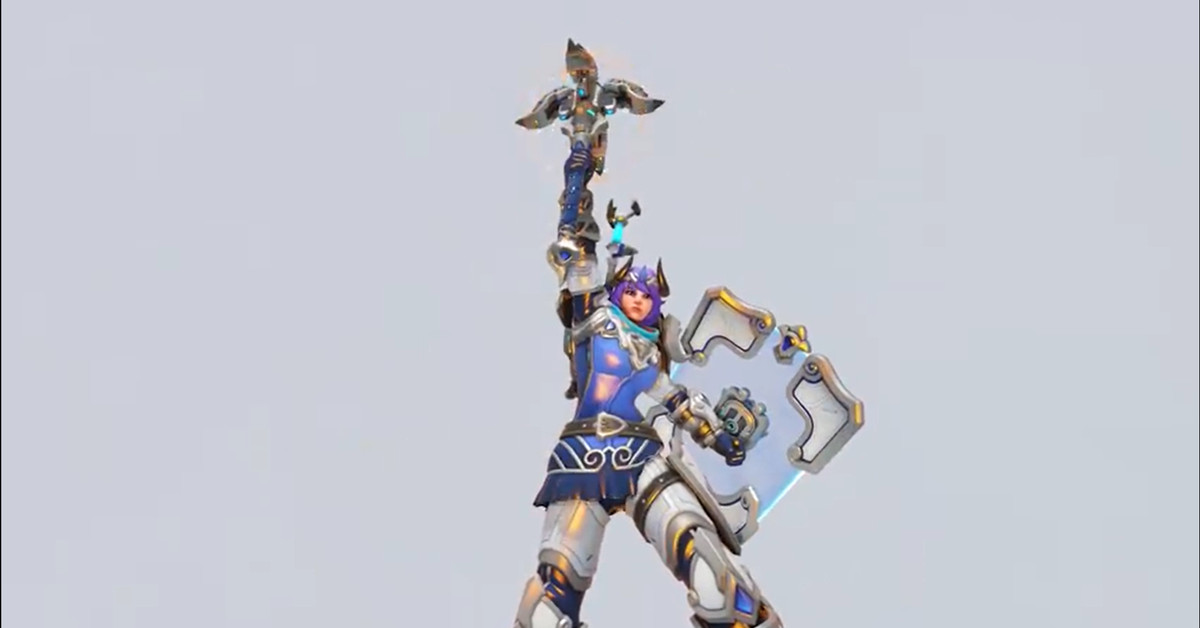 New Overwatch League skin is a homage to the infamous GOATS meta