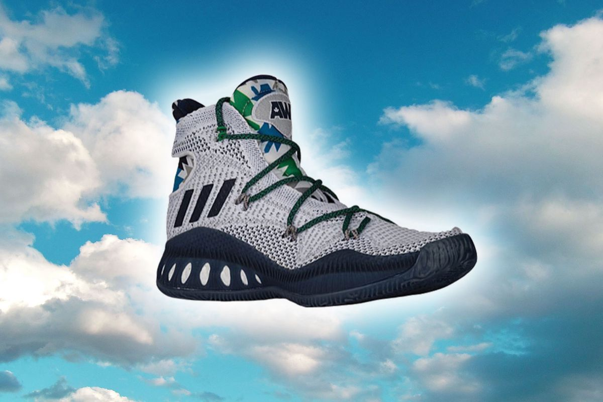 best service 3d30c 61c4b Andrew Wigginss Latest Signature Shoe Is Ugly — Is It Intentionally So