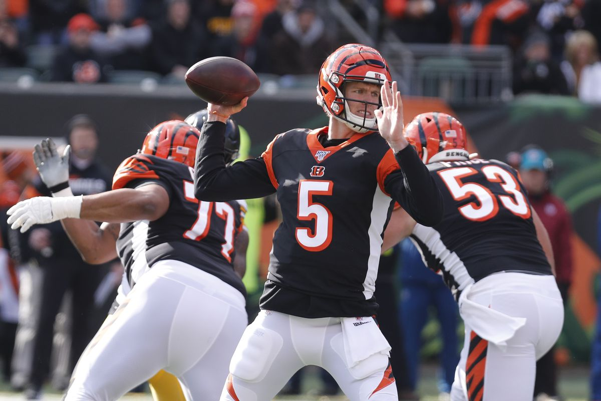 Steelers Vs Bengals Week 12 3rd Quarter Live In Game