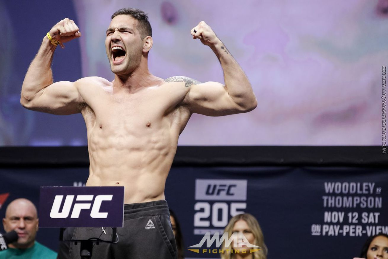 community news, UFC on FOX 25: Chris Weidman, Fighter To Watch tonight in Uniondale