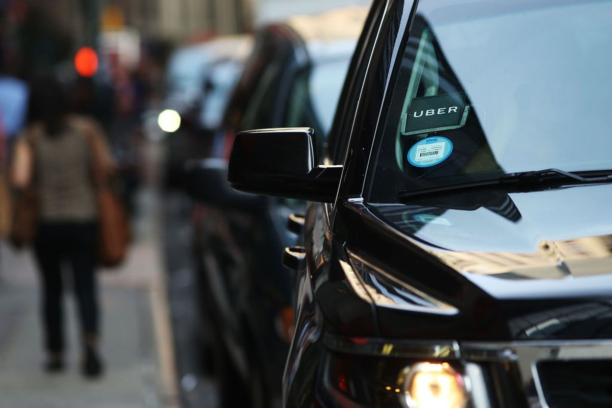 Uber surpasses yellow cabs in average daily ridership in NYC - Curbed NY