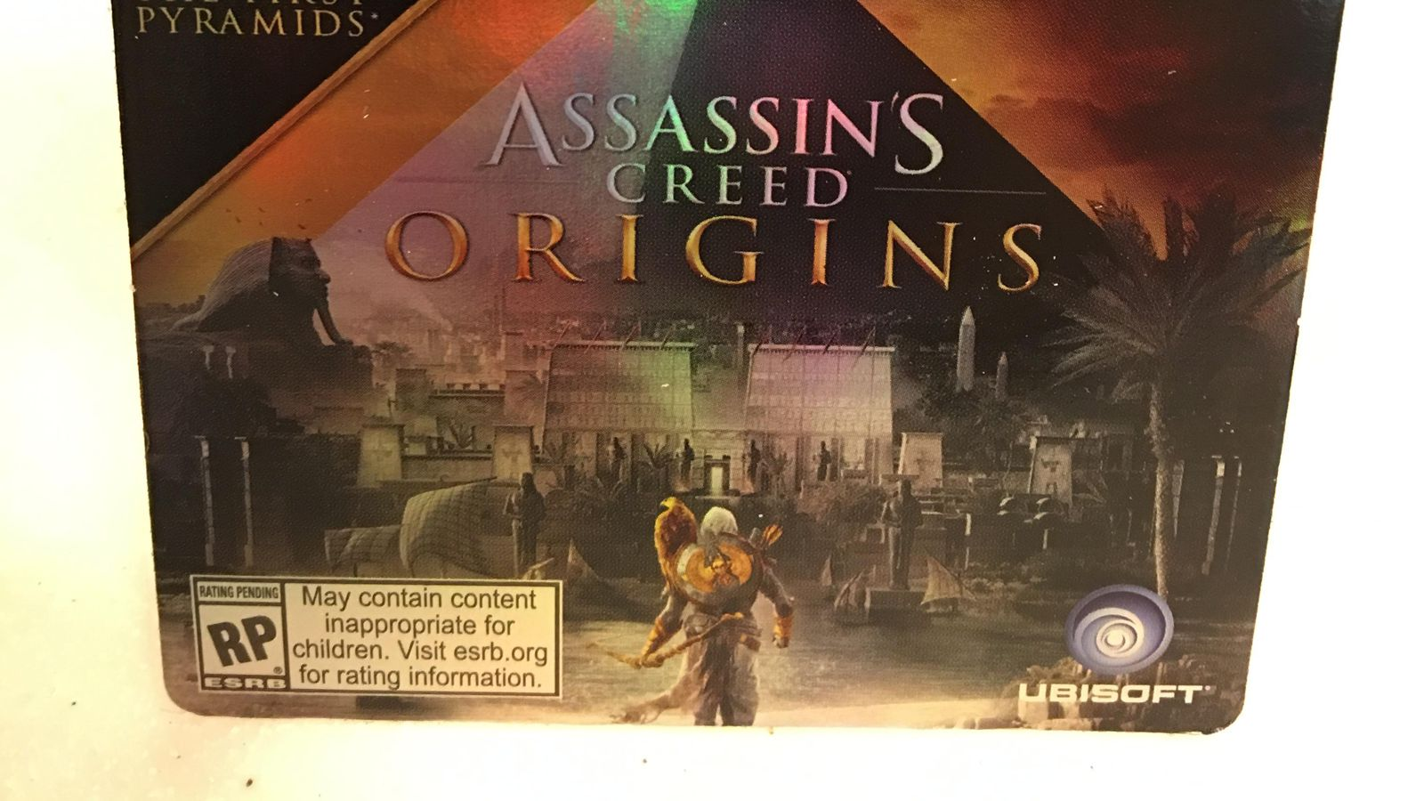 Assassin's Creed Origins apparently outed by retail leak ...