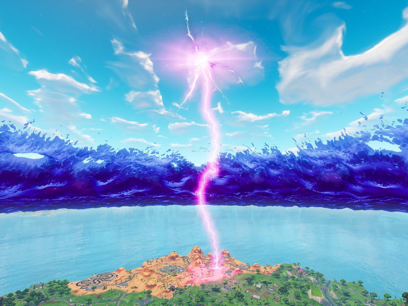 Fortnite lightning bolts: What do they mean? - Polygon