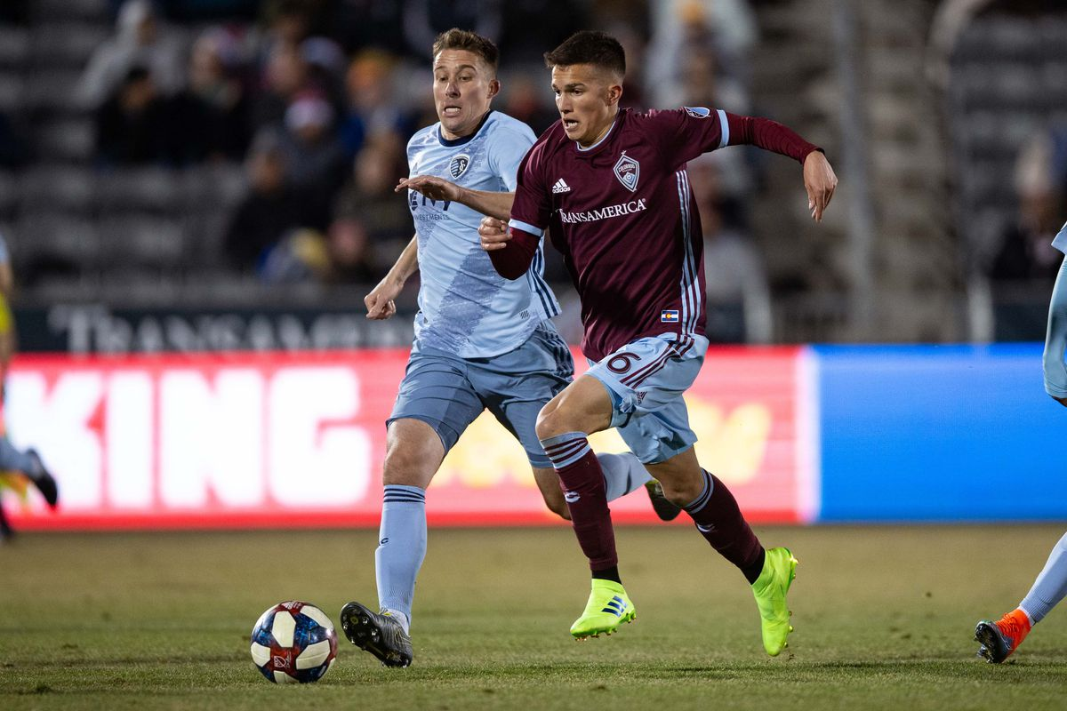 MLS: Sporting Kansas City at Colorado Rapids