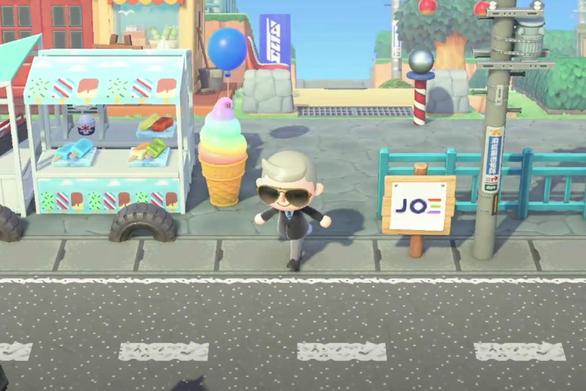 How To Visit Joe Biden S Island In Animal Crossing Polygon