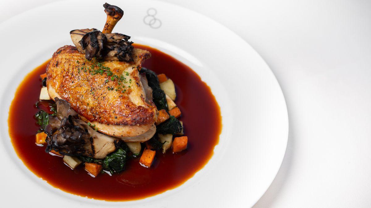 Organic Mary's chicken