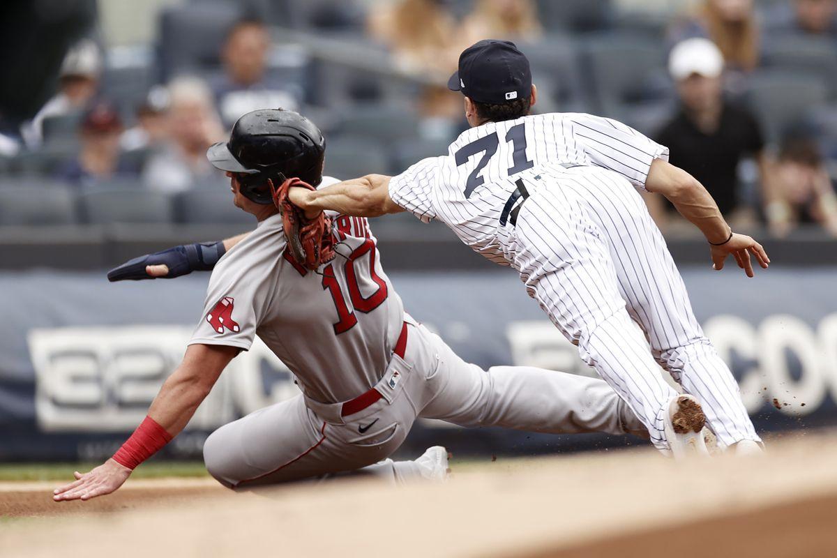 Boston Red Sox v New York Yankees - Game One