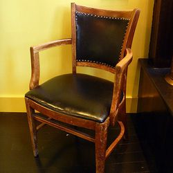 Every Moscot store has these chairs.