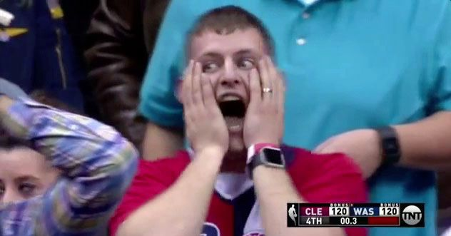 12 Times NBA Fans Were More Entertaining Than The Players