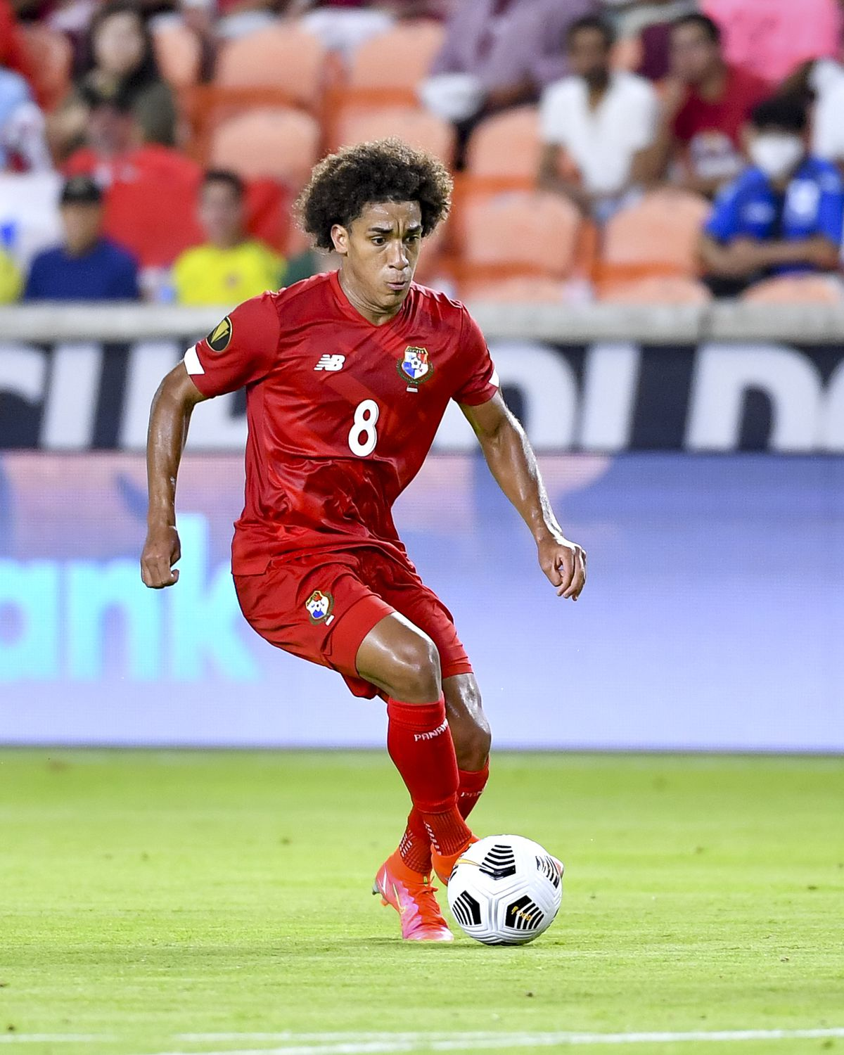 Soccer: CONCACAF Gold Cup Soccer-Qatar at Panama