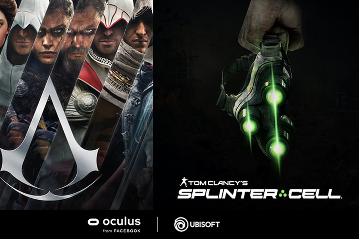 Assassin's Creed / Splinter Cell