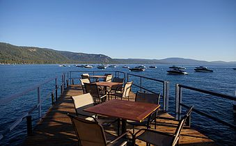 Best Summertime Bars and Restaurants in North Lake Tahoe