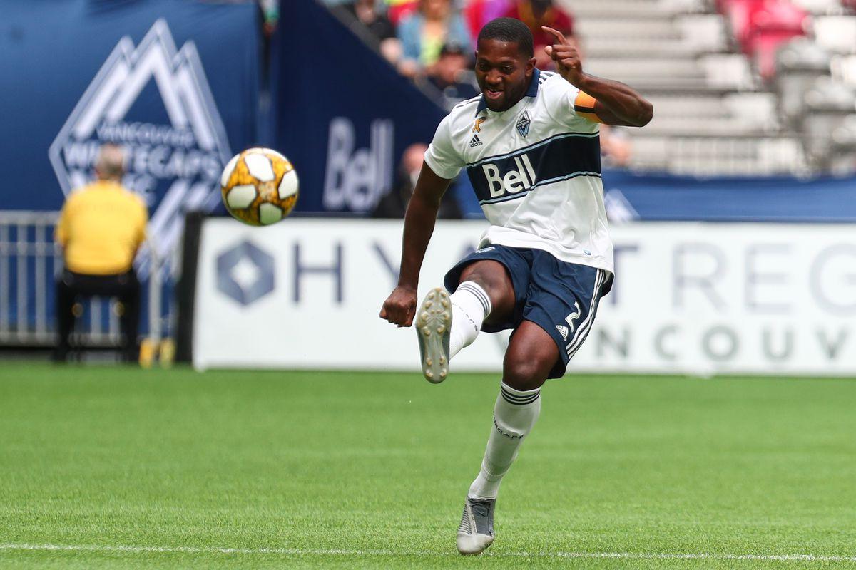 SOCCER: SEP 21 MLS - Columbus Crew SC at Vancouver Whitecaps