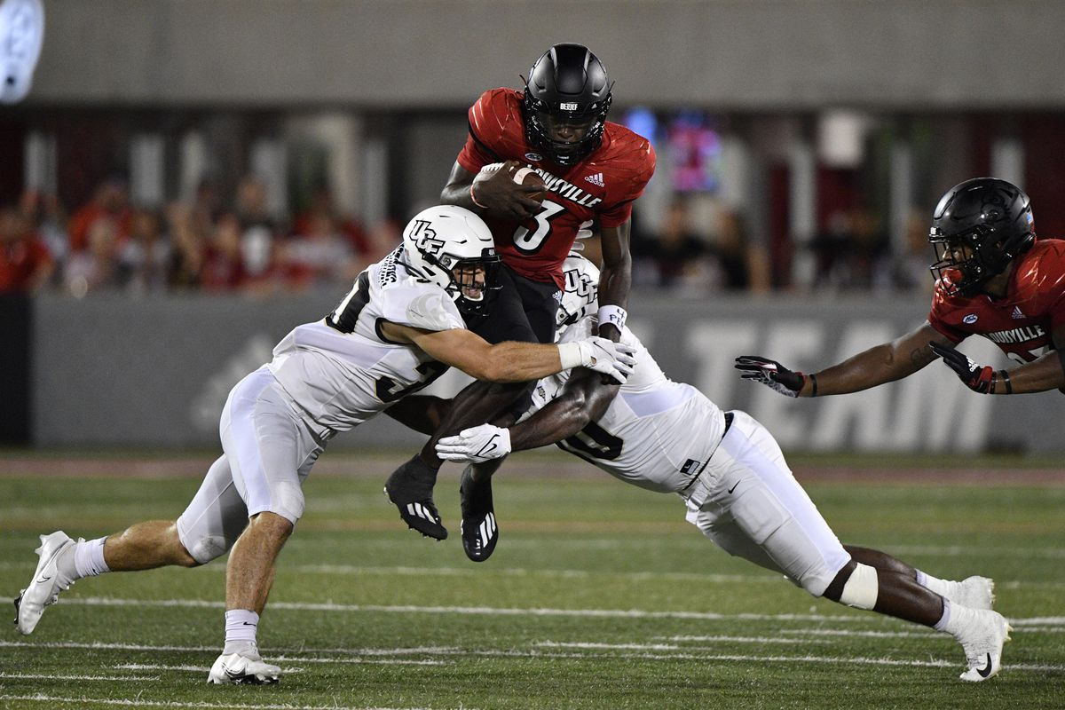 NCAA Football: Central Florida at Louisville