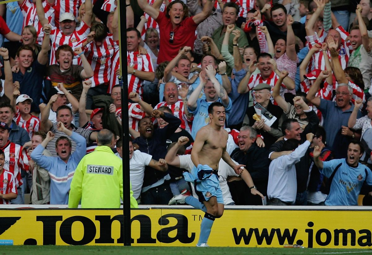 Derby County v Sunderland