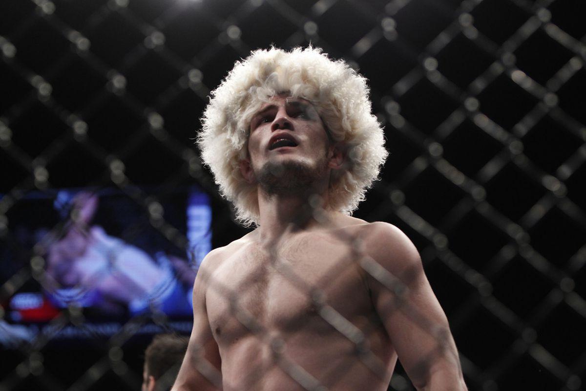 Khabib Nurmagomedov Dana White Will Soon Have Location For Ufc 249 Mma Fighting