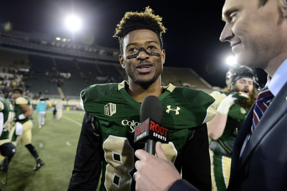 8b15adcd6 Cleveland Browns Take WR Rashard Higgins at No. 172 Overall in 2016 NFL  Draft