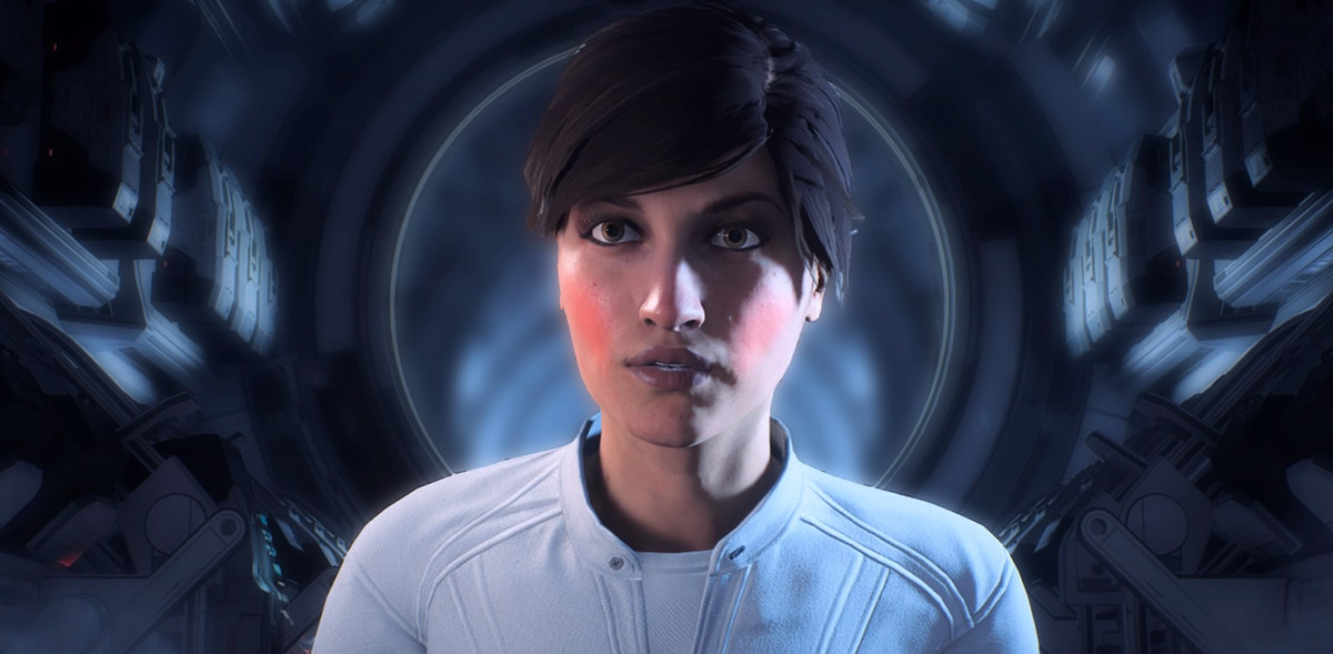 Mass Effect: Andromeda's character creator is stressing me