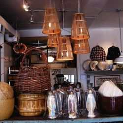 My wife and I like popping into Roost [5634 North Clark Street] in Andersonville if we need bits and bobs for our house. It's quite cool—lots of vintage and antique pieces. The collection is really well-curated and we always come away with something that