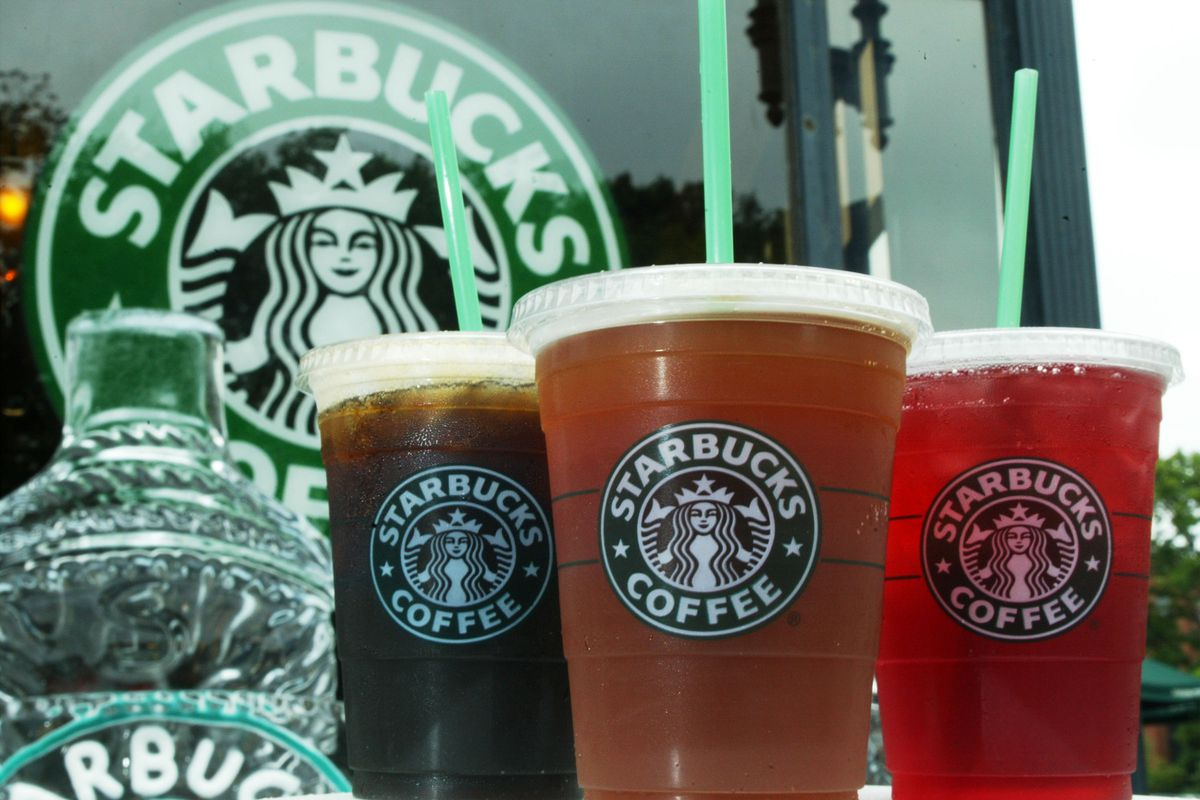 Starbucks will eliminate its use of plastic straws worldwide by 2020.