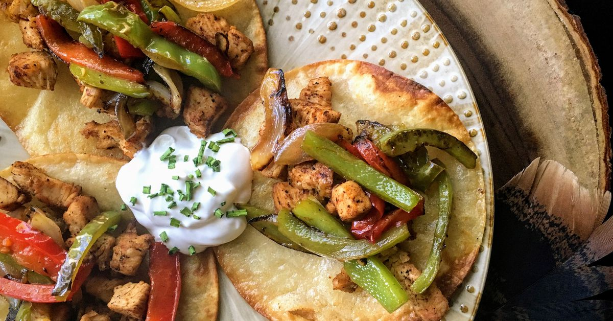 Jack Hennessy gives us Wild Turkey Fajita Tacos Braising the Wild this week.