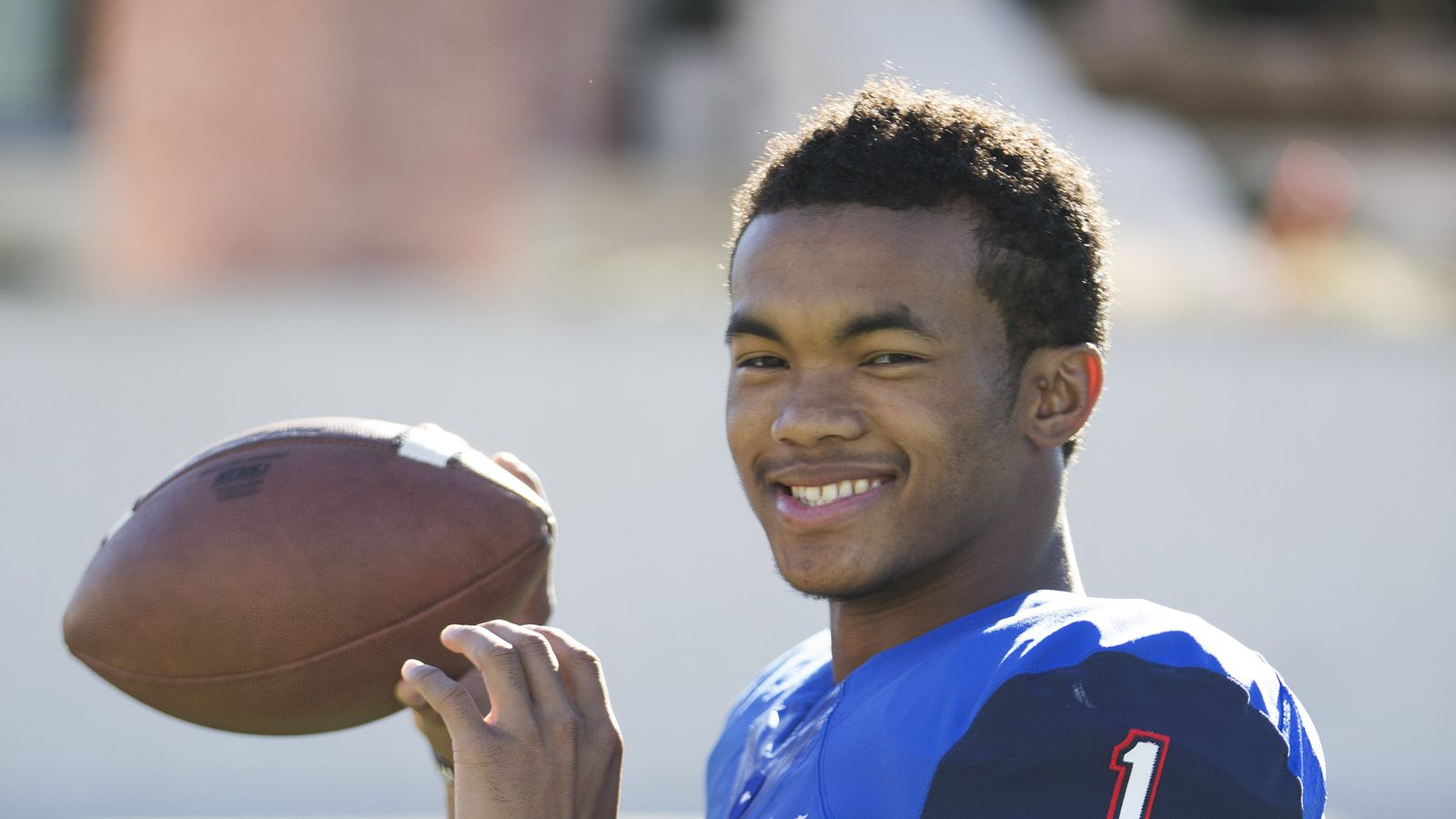 2015 Under Armour AllAmerica Game selectionKyler Murray is the son of former Texas AampM quarterback Kevin MurrayNamed the National Gatorade Player of the