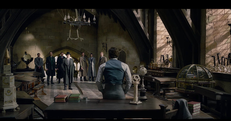New Fantastic Beasts trailer hints at meaning behind age-old Harry Potter rule
