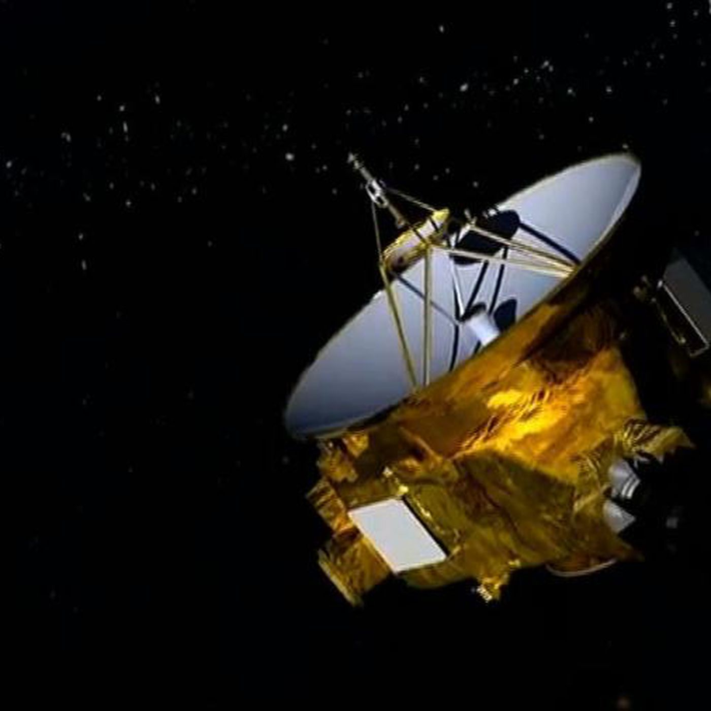 Why I'm Not Looking At NASA's Pluto Nudes ... And Neither Should You