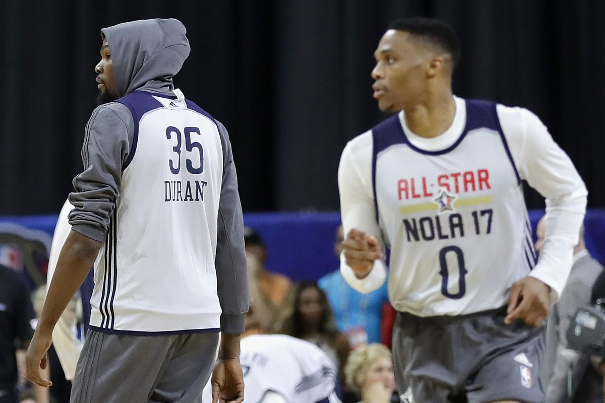 NBA All-Star Game 2017 - Practice