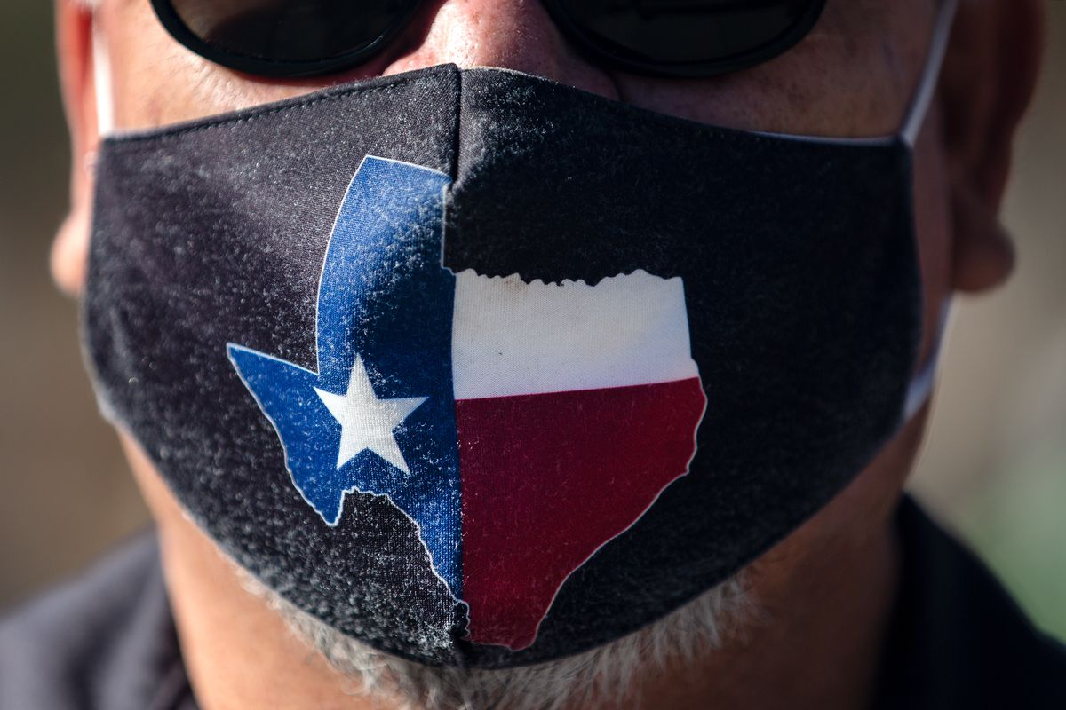 Texas Governor Abbott Lifts Statewide Mask Mandate