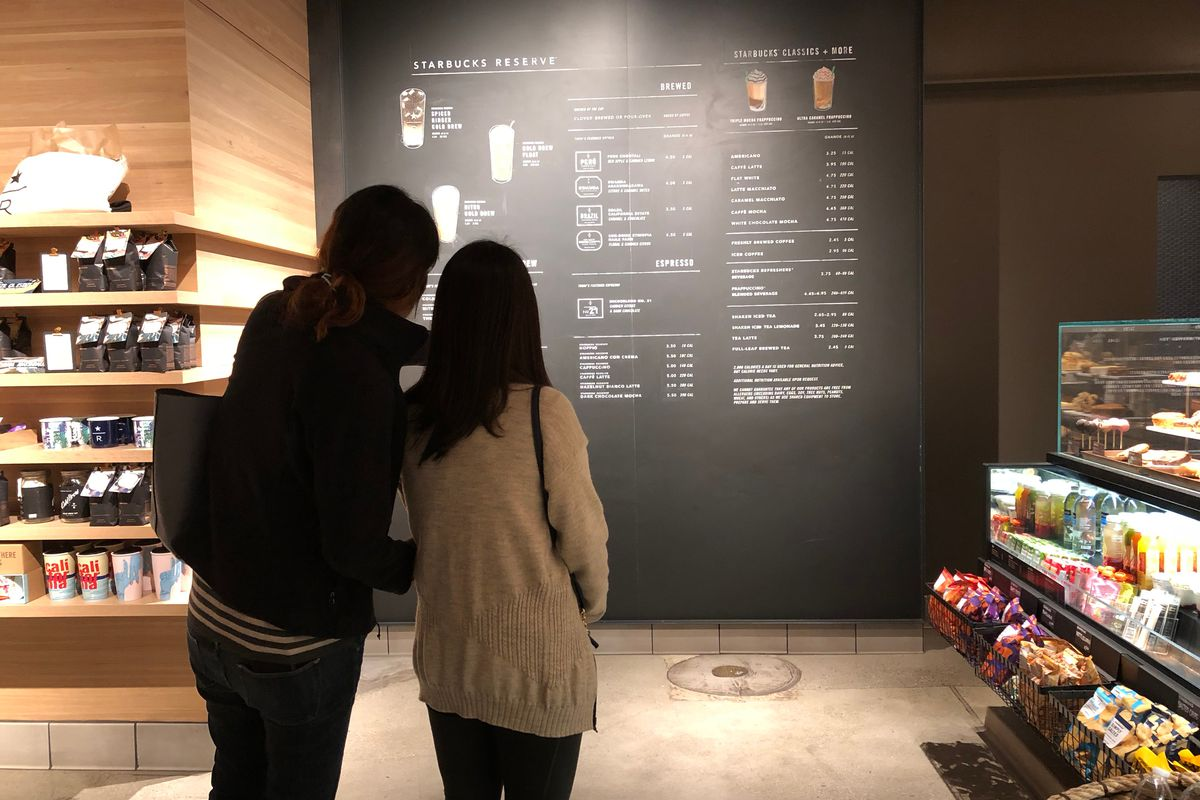 Angelenos React To Starbucks New Bathroom Policy Eater LA - Starbucks bathroom policy
