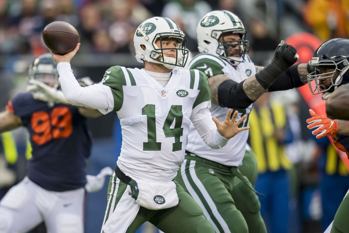 NFL: New York Jets at Chicago Bears