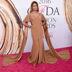 Laverne Cox in Marc Bouwer