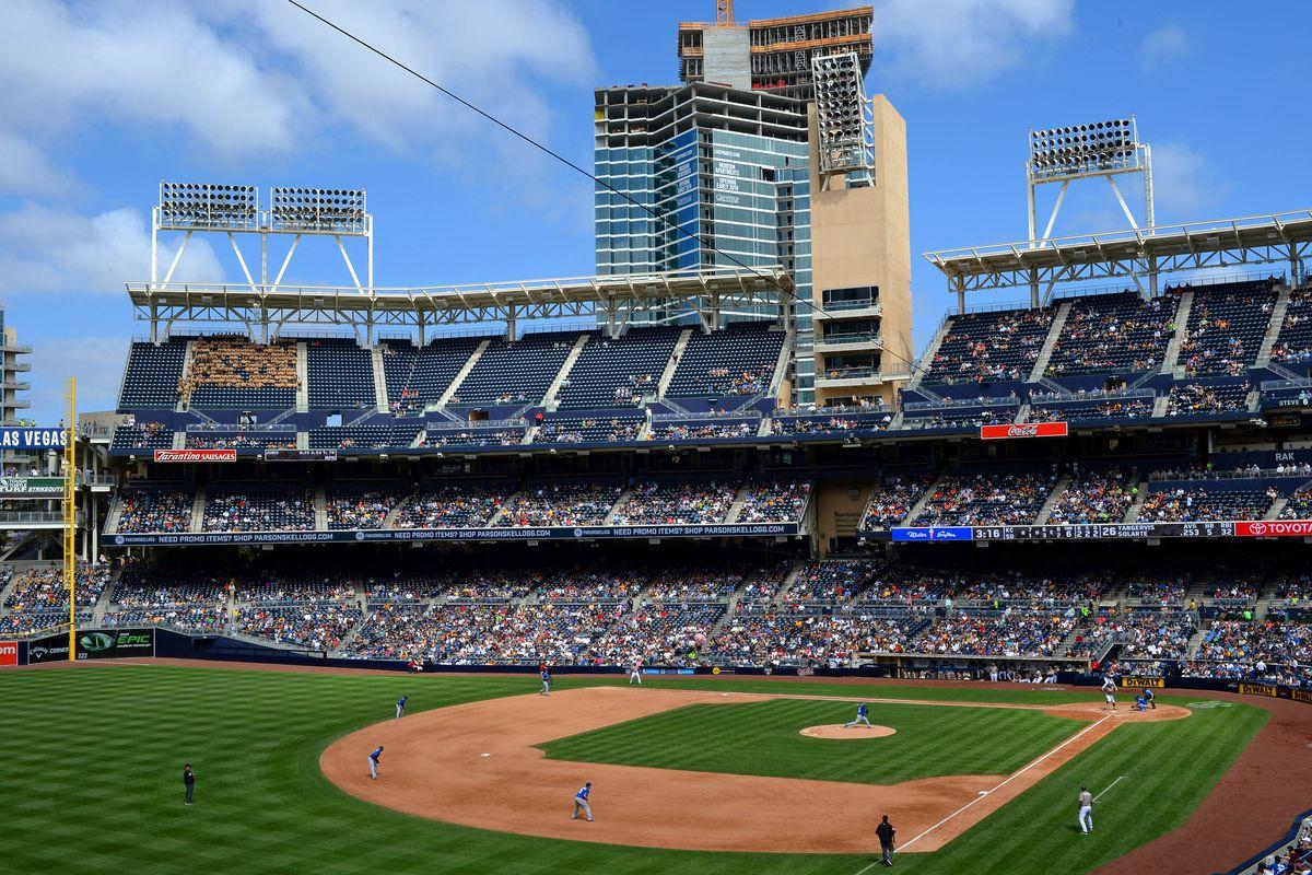 MLB: Kansas City Royals at San Diego Padres