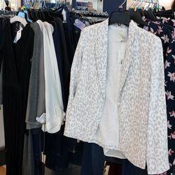 Joie printed blazers for $99.99 (orig. $200)