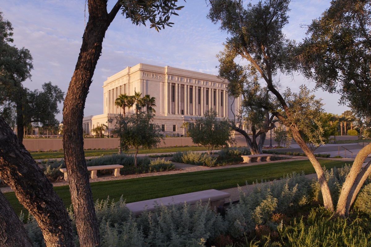 Following a three-year renovation project, the Mesa Arizona Temple will start is public open house this week.