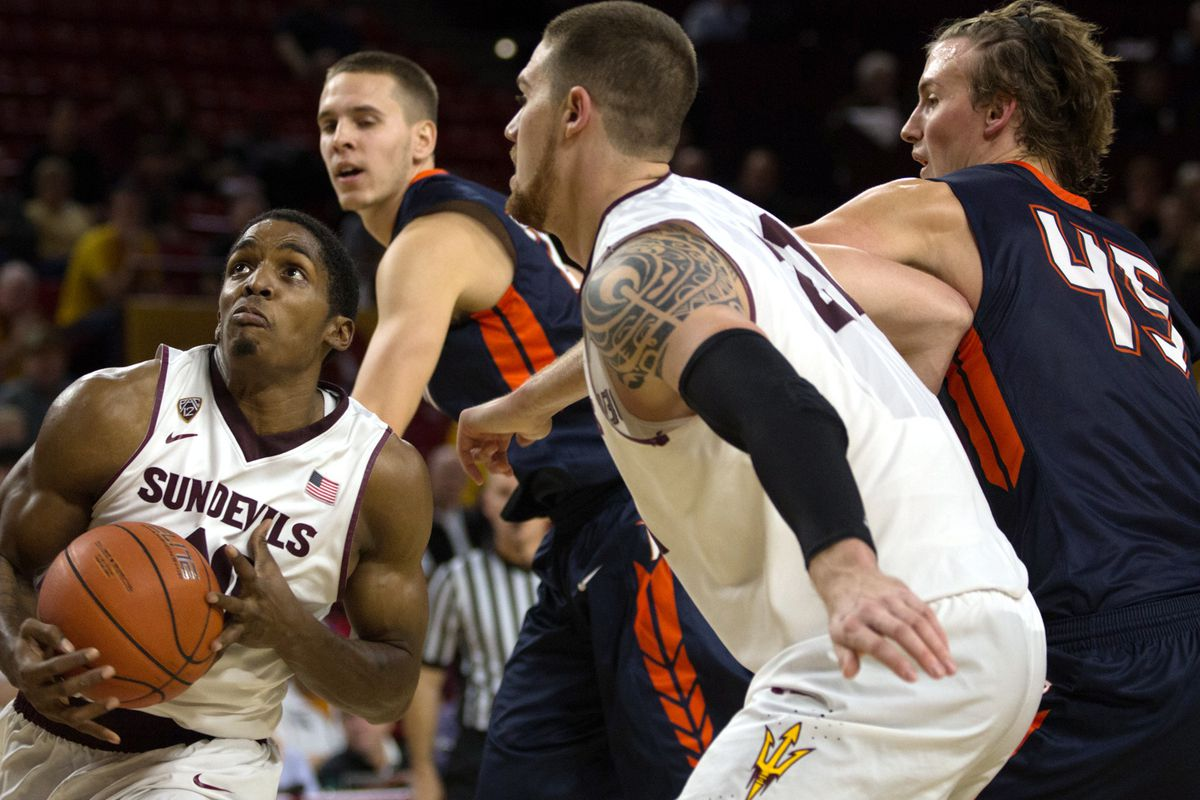 Shaquille McKissic's Clutch Play Down The Stretch Led Arizona State To An NIT Victory